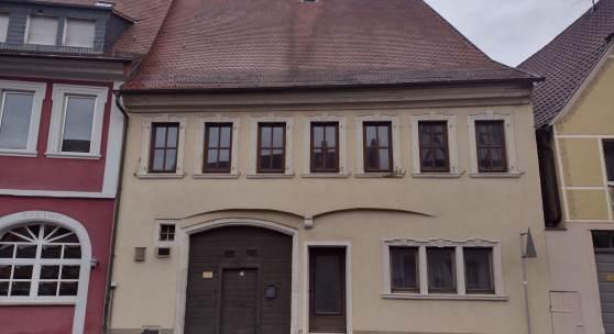 Bürgerhaus in der Hauptstraße 15 in Eibelstadt © Felix Bendikowsk