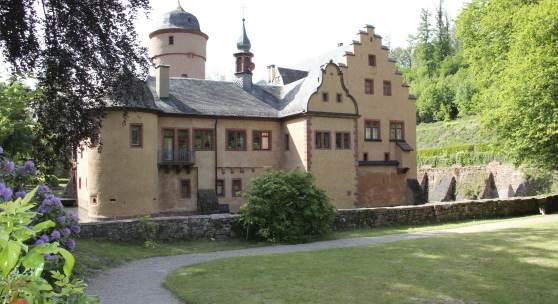 Schloss Mespelbrunn © Gräfin Marie-Antoinette von Ingelheim