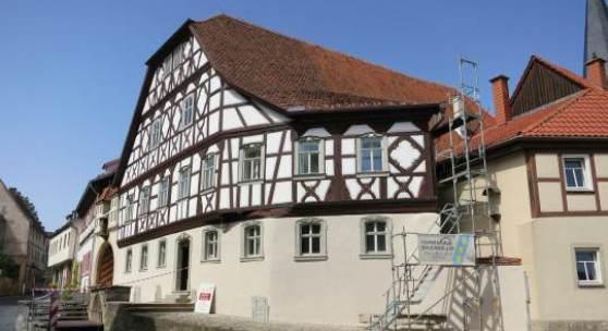 Heimatspielhaus in Münnerstadt © Harry Linge/Deutsche Stiftung Denkmalschutz