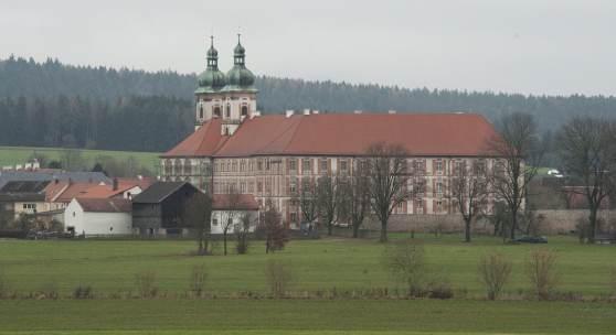 Praemonstratenserkloster in Speinshart © Deutsche Stiftung Denkmalschutz/Marie-Luise Preiss
