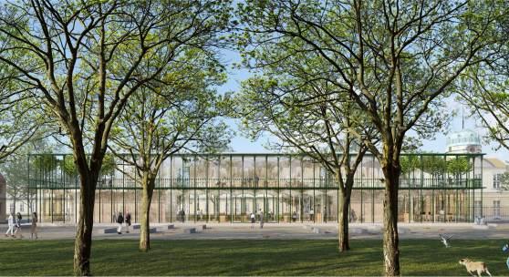 Dem Entwurf von bez+kock architekten bda aus Stuttgart wurde der 1. Preis zugesprochen.  © bez+kock architekten bda