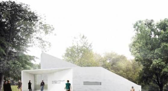 Besucherzentrum am Herkules