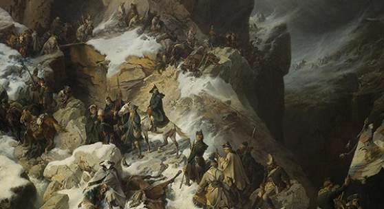 General Suworow. Grossmächte im Hochgebirge