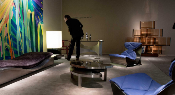 TEFAF Antiques includes furniture, objets d'art, jewellery, manuscripts and classical antiquities