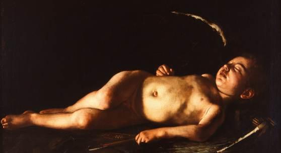 Michelangelo Merisi, genannt Caravaggio (1571-1610) ca. 1608  Öl auf Leinwand, 72 x 105 cm  © Galleria Palatina, Florenz