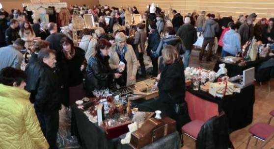33. Dreikönigs-Antik-und Vintage Markt 2017