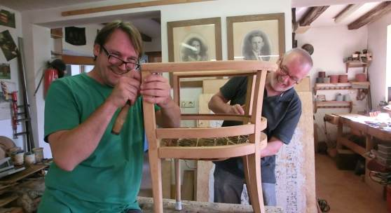 Möbelrestaurierkurs