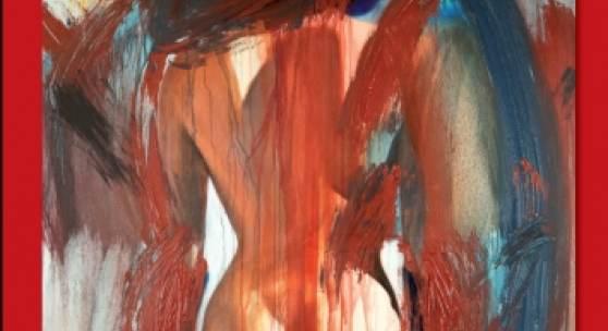 Maria 13 2003, Öl/Acryl auf Leinwand, 120 x 80 cm