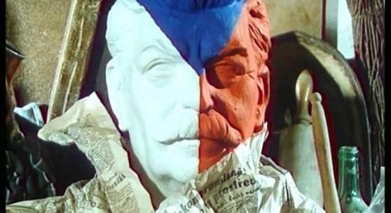 Jan Švankmajer, Der Tod des Stalinismus in Böhmen, 1991 Filmstill, © ATHANOR – Film production company, Ltd.