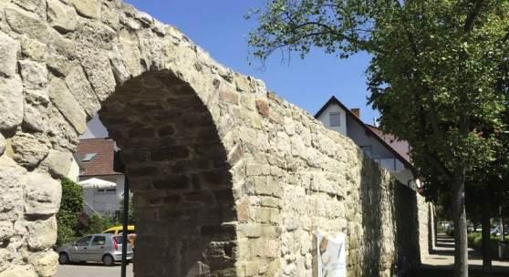 Stadtmauer in Großbottwar © Deutsche Stiftung Denkmalschutz/Wegner