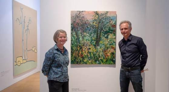 Gudrun Danzer und Günther Holler-Schuster, Foto: N. Lackner
