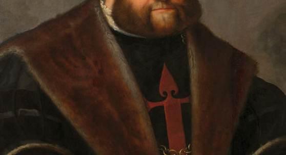 Bildnis des Ulrich Ehinger (1485-1537)