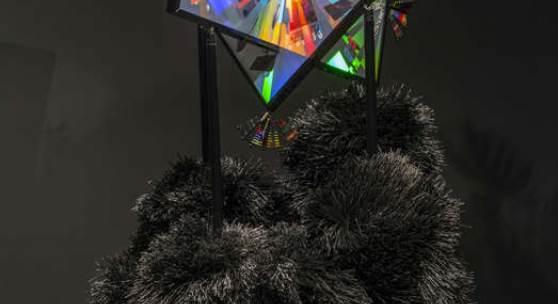"Haegue Yang, ""Triple Vita Nestings"", Institute of Modern Art, Brisbane, Australien, 2018, Foto: Carl Warner"