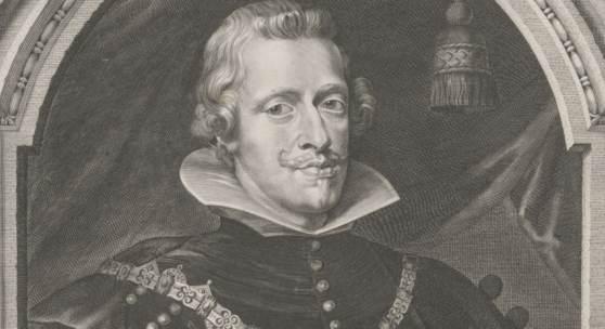 Die Habsburger in Spanien Porträtgrafik des Goldenen Zeitalters