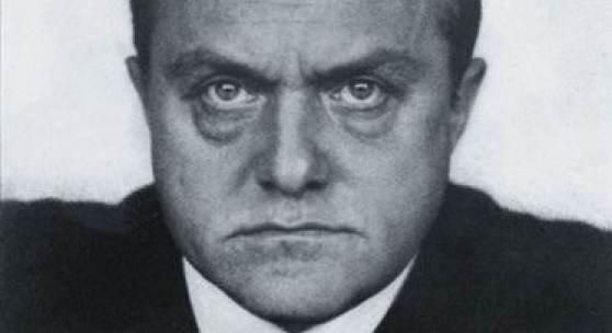 Max Beckmann 1928 by Hugo Erfurth