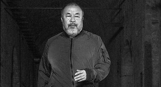 Ai Weiwei, 2019. Image courtesy of Ai Weiwei Studio.