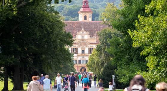 Schloss Eggenberg, Foto: Harry Schiffer