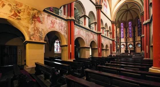 Kirche St. Martin in Linz © Marie-Luise Press/Deutsche Stiftung Denkmalschutz