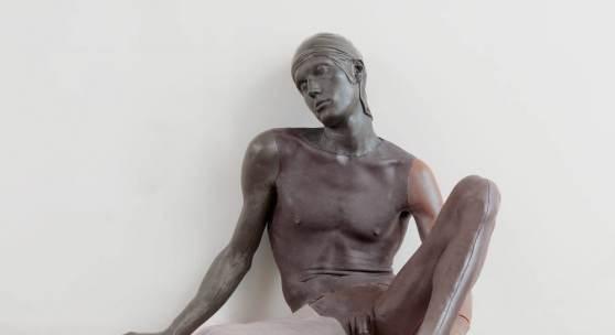 Ugo Rondinone, nude (xxxx), 2010, Courtesy of the artist and Studio Rondinone, photo by Stefan Altenburger