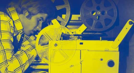 """Sujet """"Steiermark privat"""", © Film- und Videoclub Steiermark, Staatsmeisterschaft des Verbandes Österreichischer Film-Autoren, Graz 1974"""