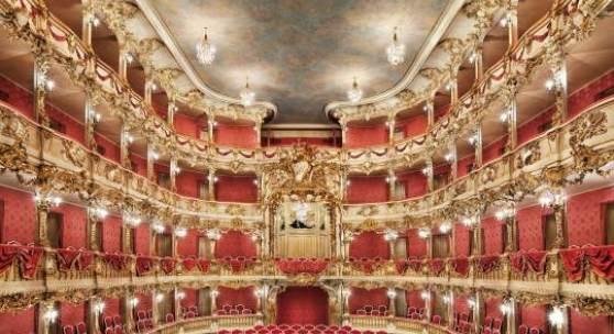 Residenz München, Cuvilliés-Theater Format jpeg / 1 MB © Bayerische Schlösserverwaltung, München