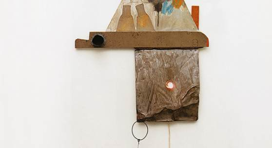 Robert Rauschenberg's sought-after Combine series (1954-64)