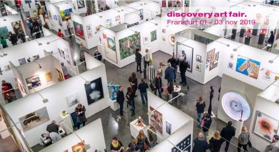 Discovery Art Fair Frankfurt 2019
