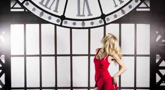 David Drebin Clockwatcher C-Print copyright David Drebin_courtesy CAMERA WORK