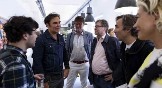 Impressionen: David LaChapelle, Peter Coeln, Alexander Wrabetz, Hubertus Hohenlohe