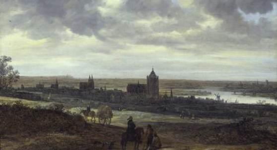 Jan van Goyen Ansicht von Arnheim