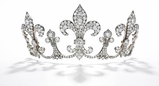 Diamond ring, late 18th century - Royal Jewels from the Bourbon Parma Family -14 Nov 2018