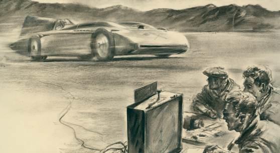 Adelhelm Dietzel: Das Auto der Zukunft