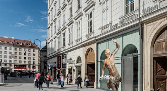 Das Dom Museum Wien. Foto: Hertha Hurnaus