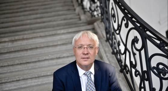 Dr. Gisbert Porstmann  Foto: Hans-Ludwig Böhme