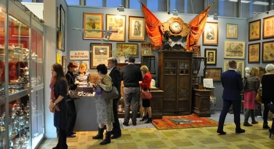 Impressionen Russian Antique Salon 2015