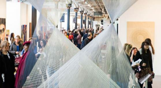 LONDON'S GLOBAL ART FAIR 15
