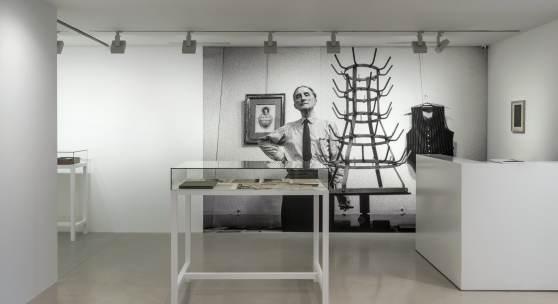 Duchamp installation view photo Charles Duprat