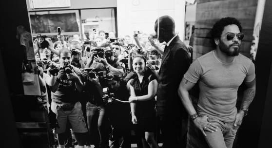 Lenny Kravitz © Peter Coeln