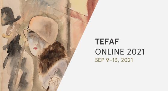 Invitation W&K at TEFAF Online