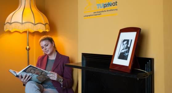 Egon Schiele privat - eine biographische Annäherung (c) Martina Siebenhandl