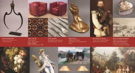 Impressionen Katalog 78. Kunst- und Varia Auktion (c) ah-rotherbaum.de