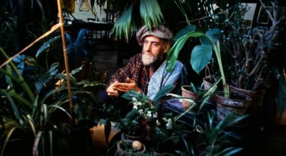 Friedensreich Hundertwassers Meisterklasse an der Wiener Ak. d. Bild. Künste, ca. 1984