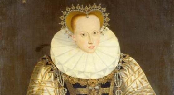 Markgräfin Magdalena von Brandenburg  Andreas Riehl, 1596 © SPSG / Foto: Wolfgang Pfauder