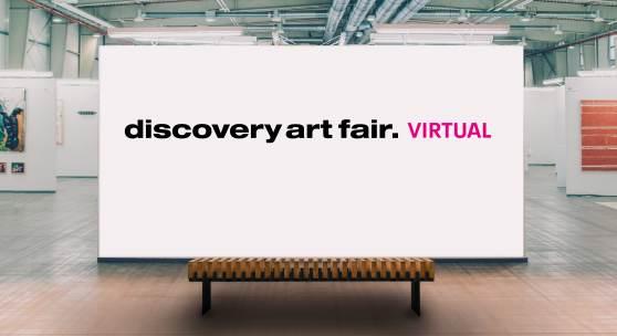 Deutschlands erste virtuelle Kunstmesse - Discovery Art Fair