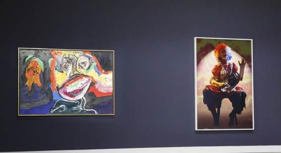 Face it!, Ausstellungsansicht