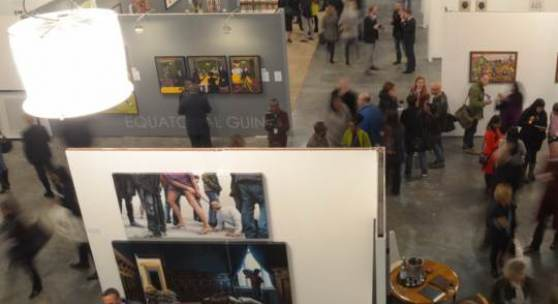 Impressioen ArtlogicFair (c) www.artlogic.co.za
