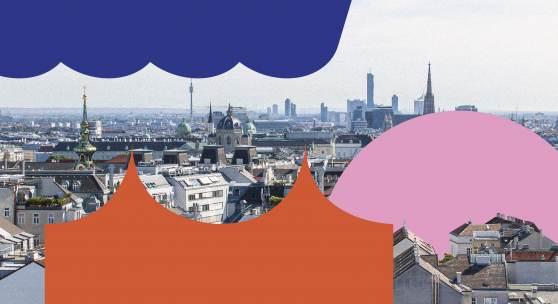 Festival Kampagne 2020 (Copyright © Bueronardin, Vienna Design Week)