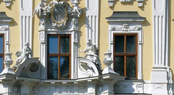 Ansicht Palais Kinsky
