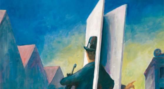 Der Grenzgänger - Retrospektive zum 100. Geburtstag von Wolfgang Lettl