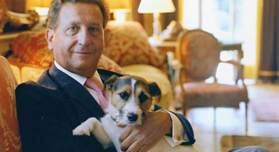 Dr. Alain Gruber (1943-2020), Portrait